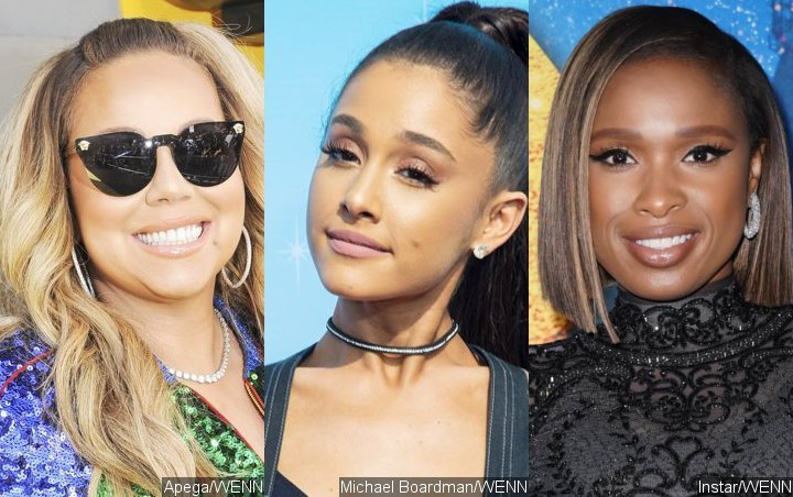 Mariah Carey might team up with Ariana Grande and Jennifer Hudson soon