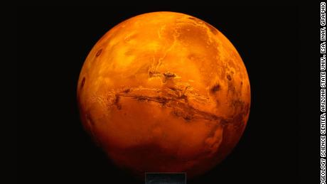 Mars may contain salty pools near its subterranean lake, which increases the possibility of life on Mars