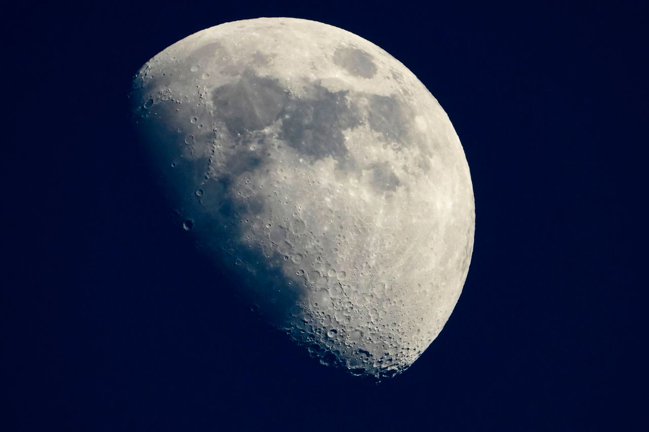 NASA announces a new discovery of the moon