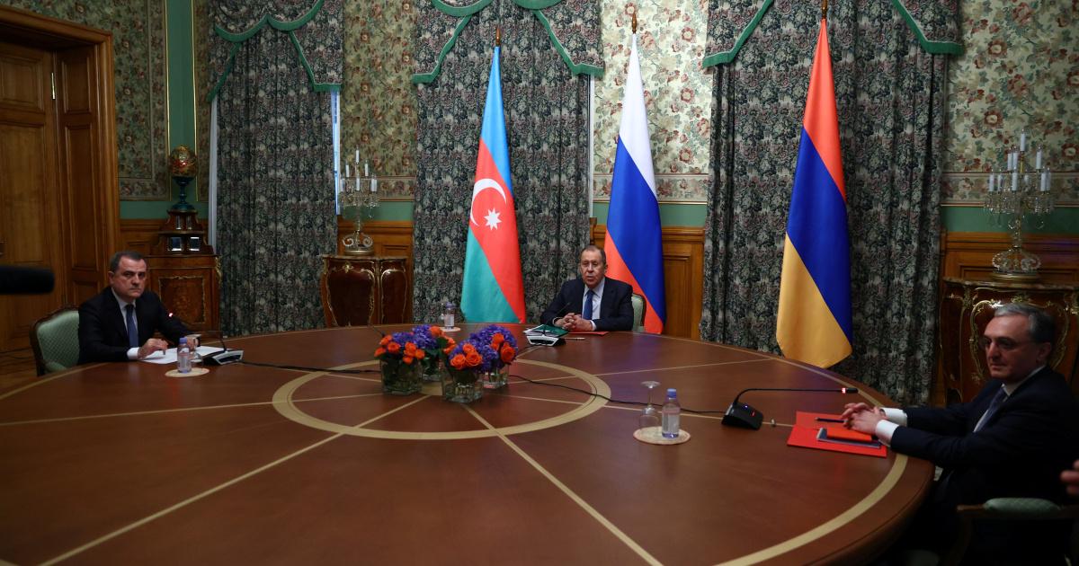 Nagorno-Karabakh: Ceasefire agreement between Armenia and Azerbaijan comes into force | Asia