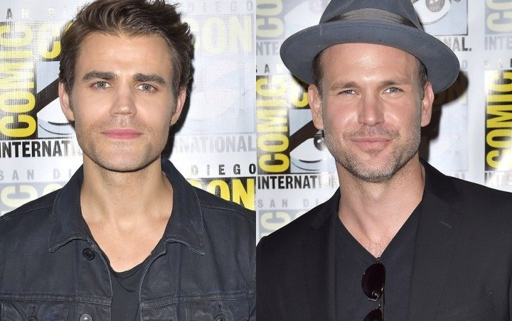 Paul Wesley pulls Matthew Davis, co-star of The Vampire Diaries, for supporting Donald Trump