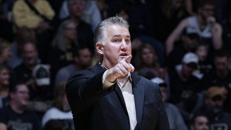 Purdue Basketball Recruiting: Trey Kaufman Commits