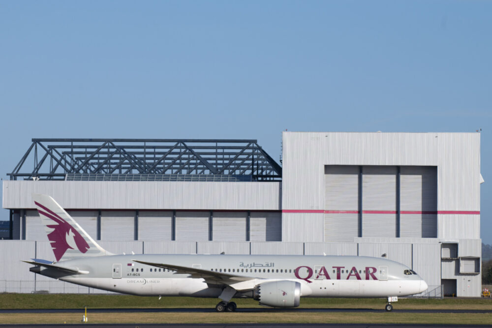 Qatar Airways Getty Images