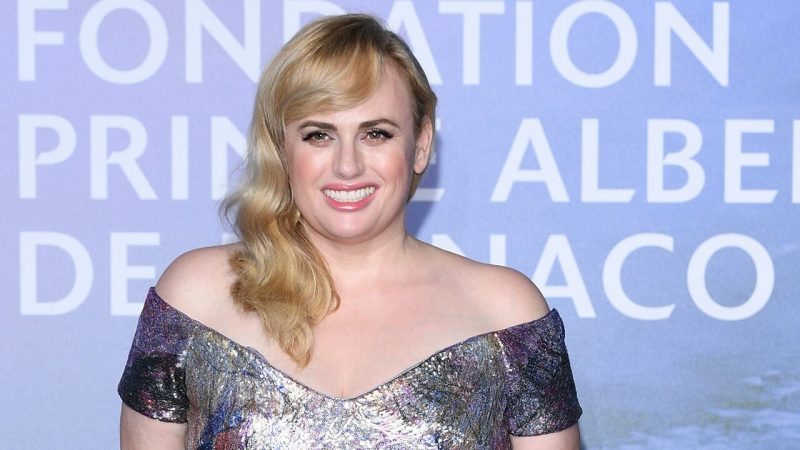 Rebel Wilson reveals that she is only 6 pounds off goal weight, and calls herself Fit Amy