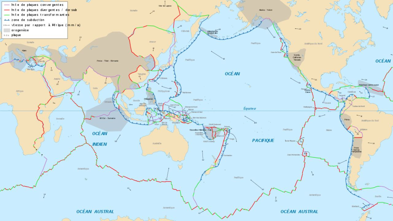 Resurrection of missing plate tectonics is found under Pacific - Technology News, Firstpost - Aviation Analysis Wing