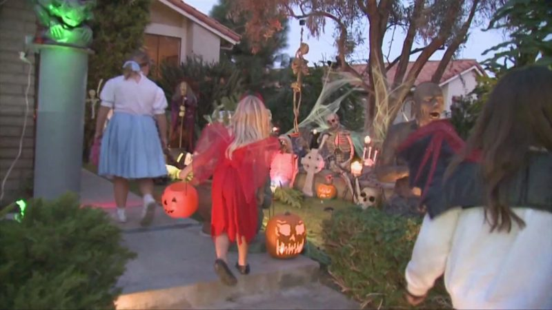 Safety tips for this Halloween trick-or-treat