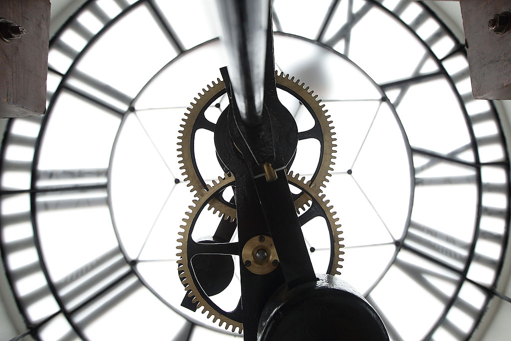 Scientists have discovered the shortest time scale ever: 247 zeptoseconds.
