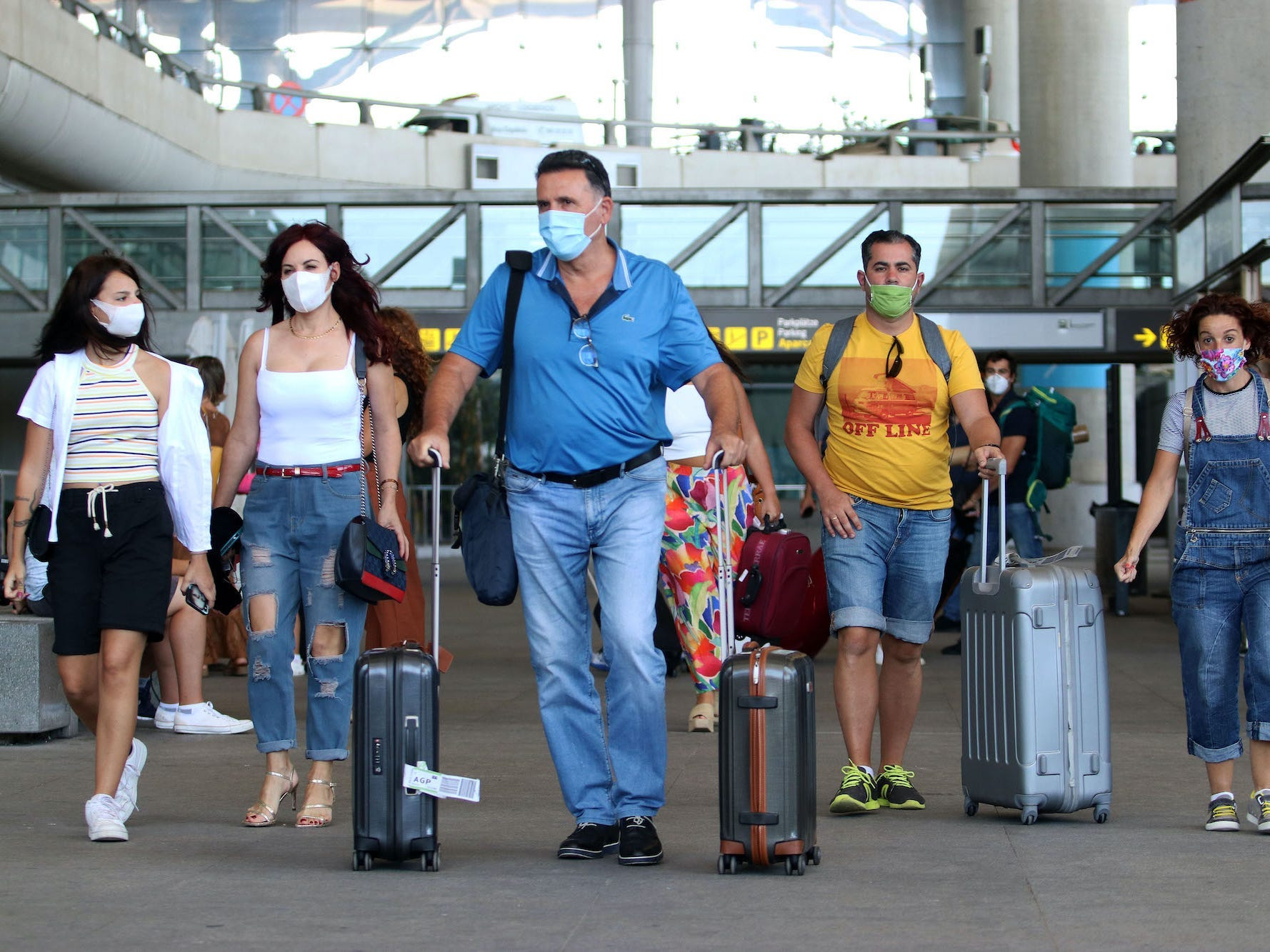 Scientists say that a mutant strain of COVID-19 is causing most of the new infections in Europe and has spread across the continent by tourists.