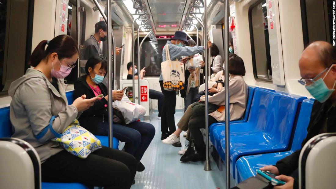 Taiwan Records Zero Coronavirus Cases for 200 Consecutive Days