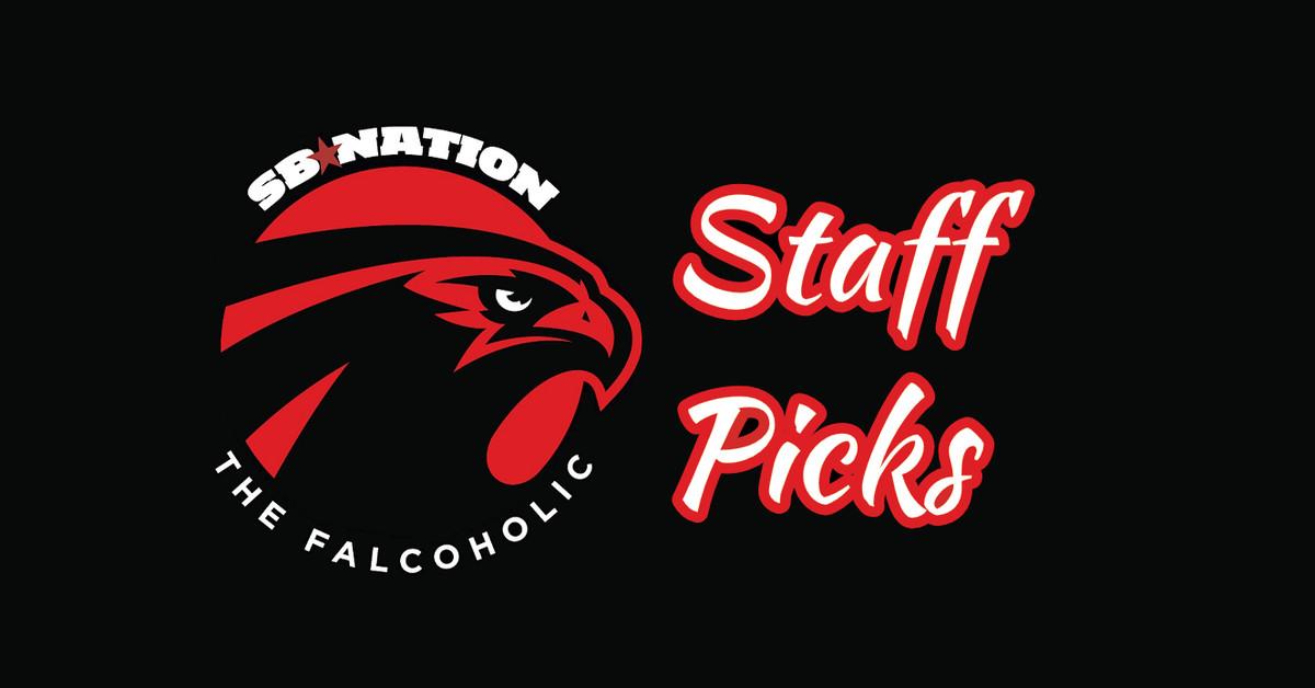 Team Selects Falcoholic: Week 8