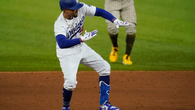 The Dodgers don't need home runs in NLDS Game 1 - Orange County Register