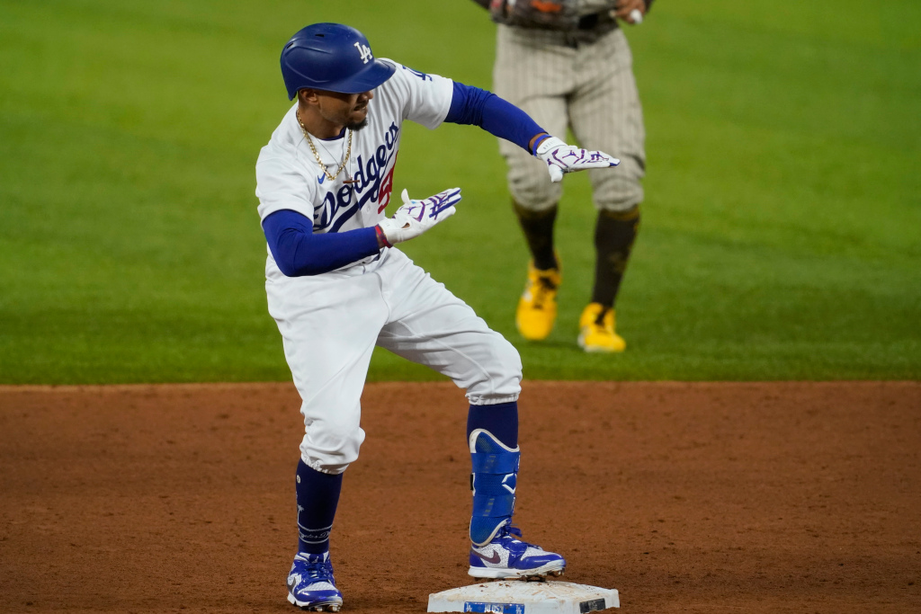 The Dodgers don't need home runs in NLDS Game 1 – Orange County Register