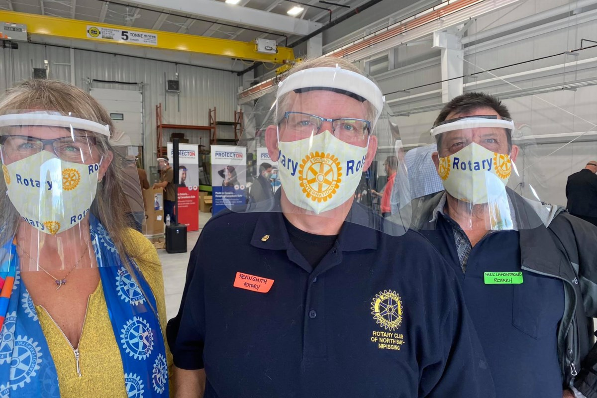 The Rotary Club is still trading despite the COVID-19 pandemic