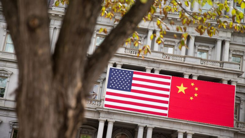 The United States Accuses 8 In An Alleged Chinese Plot To Intimidate Citizens | China