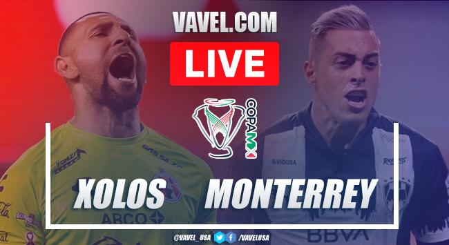 Tijuana vs Rayados Monterrey: Online Live Streaming and Copa MX (0-1) updates |  10/21/2020