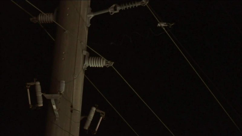 Two workers were injured in a Fernandina Beach power line accident
