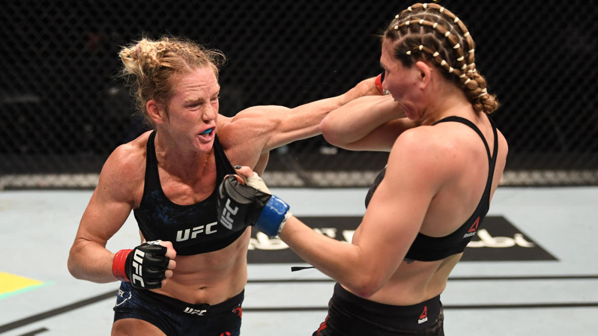 UFC Fight Night Results, Highlights: Holly Holm dominates Irene Aldana for an easy decision win