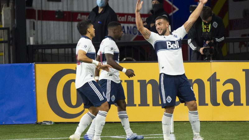 Vancouver Whitecaps 2, Lovek 1    The MLS 2020 Match Summary