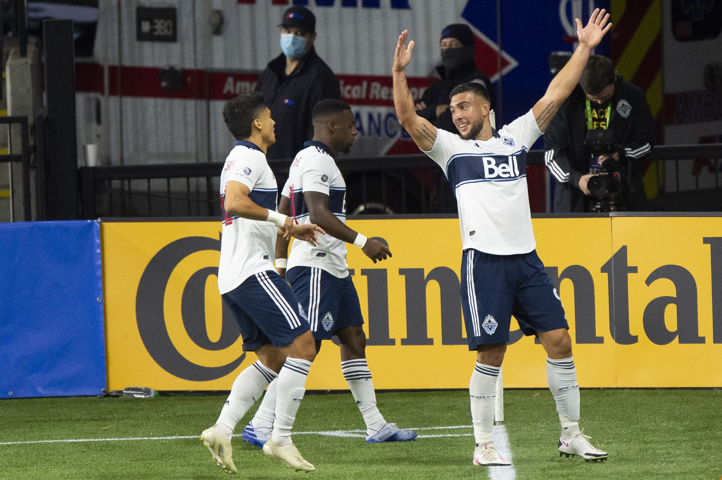 Vancouver Whitecaps 2, Lovek 1 | The MLS 2020 Match Summary
