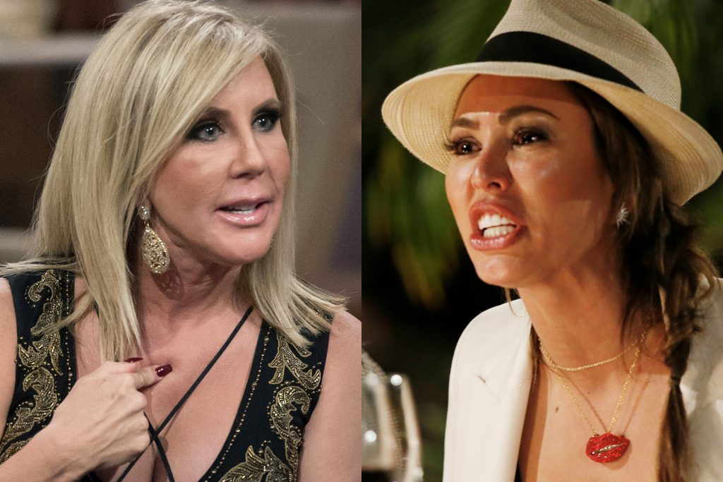 Vicki Gonfalson: Kelly Dodd 'is the true meaning of pig'