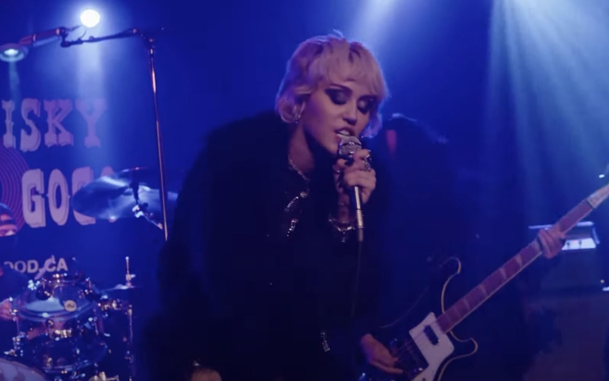 Watch Miley Cyrus Cover Cranberries 'Zombie' at Save Our Stages Festival