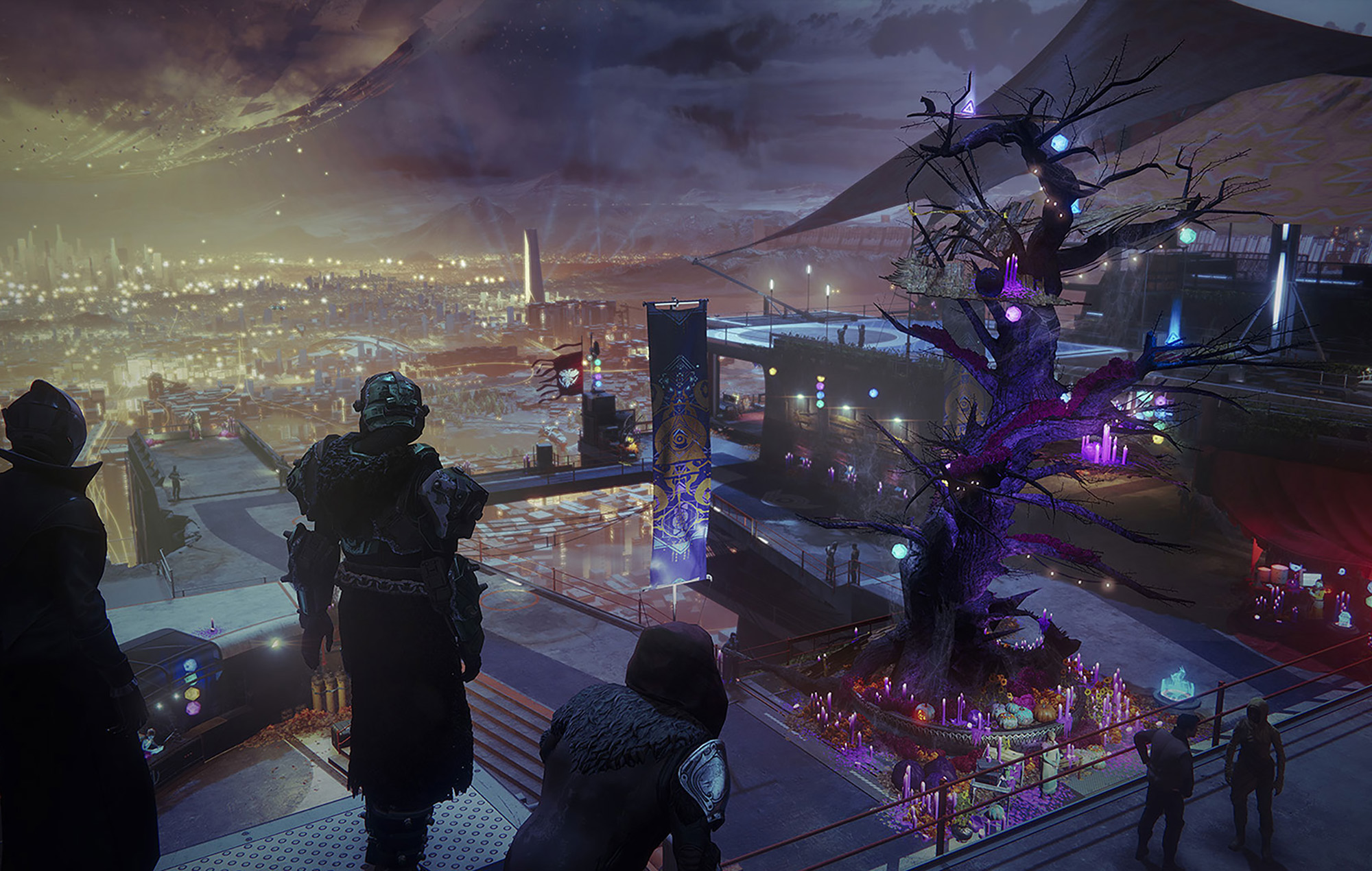 """Watch the trailer for the third annual Halloween event """"Destiny 2"""""""
