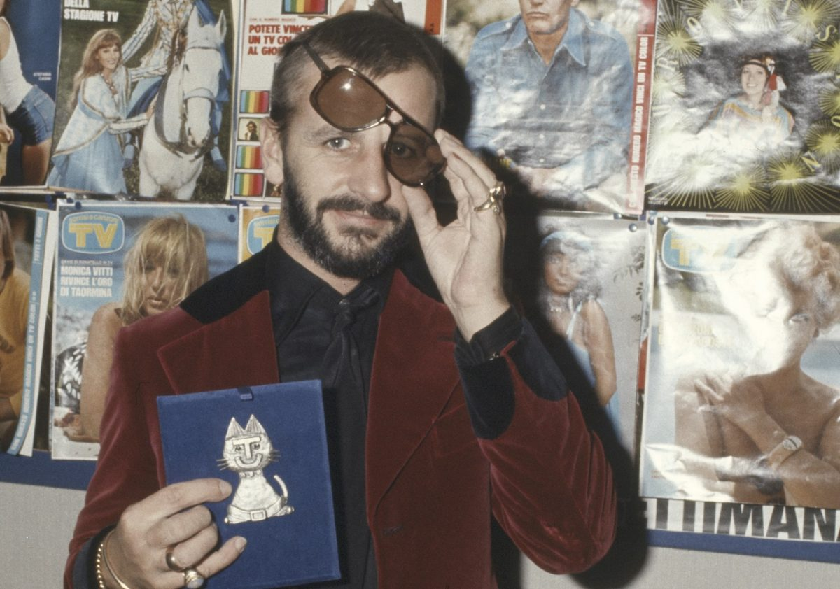 "Why Ringo Starr's It Don't Come Easy features random ""Hare Krishna"" in the mix"