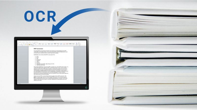 Online OCR: Get Your Text From Image or PDF