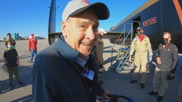 Meet the 97-year-old WWII veteran who helps launch a new video game