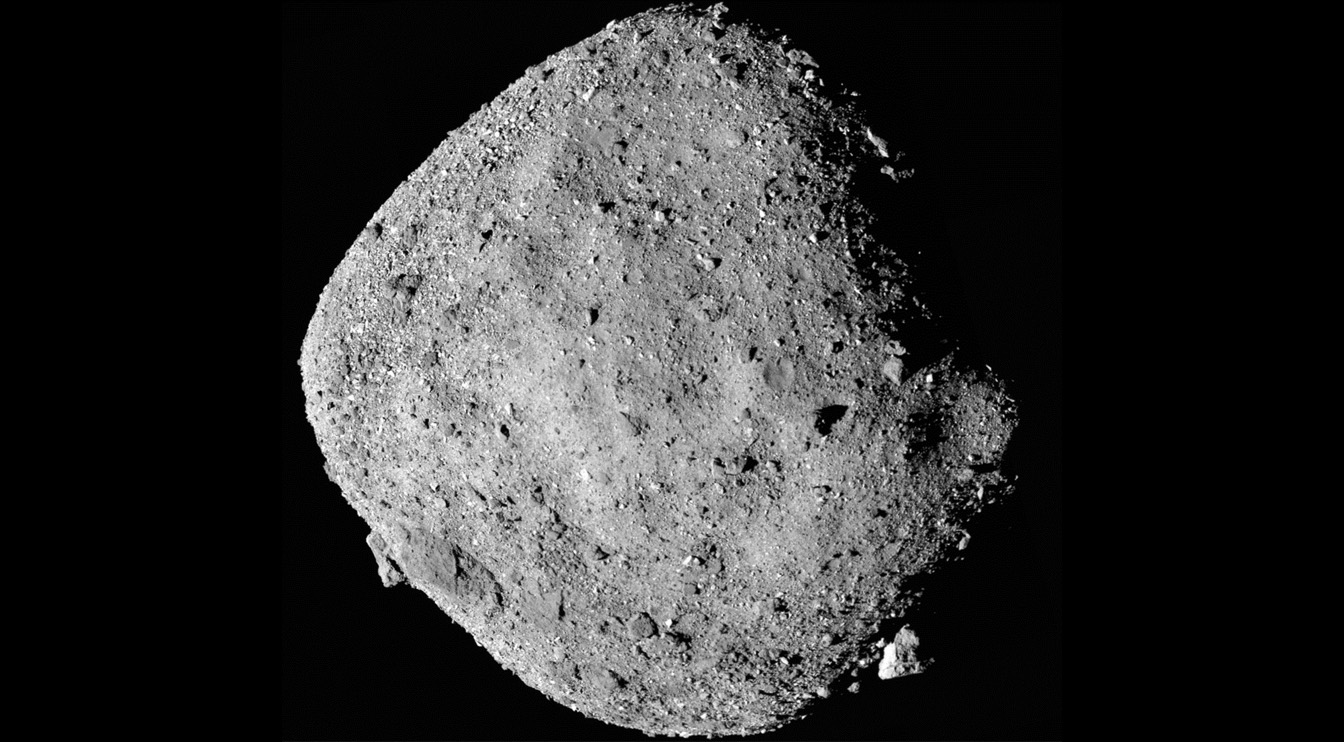 Asteroid Bennu may be hollow and doomed to collapse