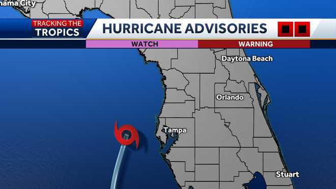 Hurricane & # x20;  Alerts