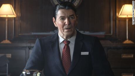 Ronald Reagan in