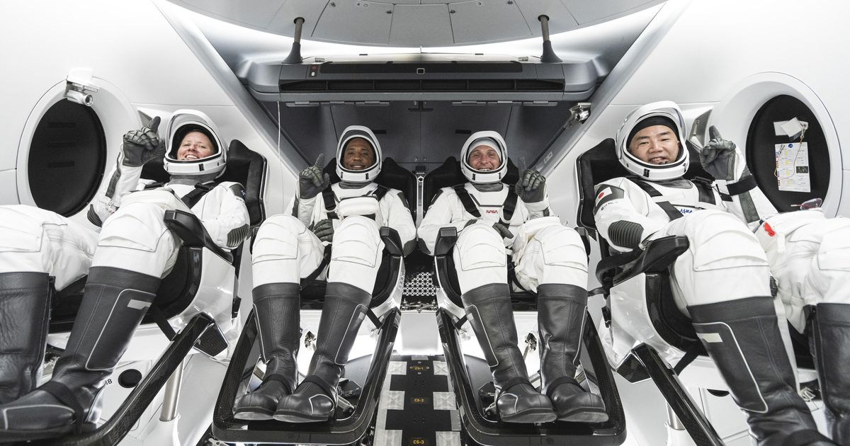 SpaceX, NASA prepares for the historic Crew-1 launch today: Everything to know