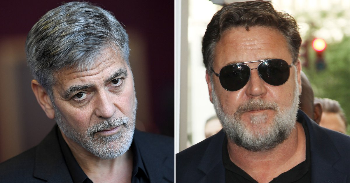 """""""Who Thinks It Is?"""": George Clooney revealed the details of his old feud with Russell Crowe"""