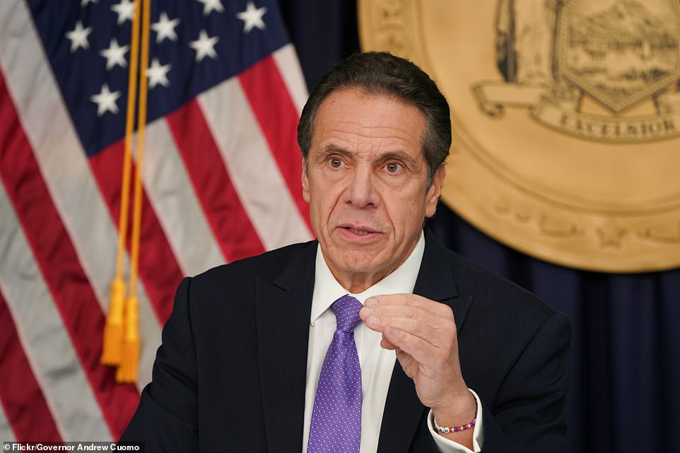 New York was thought to be behind the worst of the epidemic, but Governor Andrew Cuomo is now warning of a sharp spike in COVID-19 cases during the holiday period.