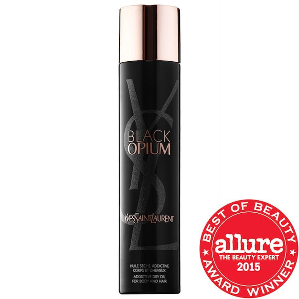 Black Opium Dry Oil For Body And Hair - Yves Saint Laurent