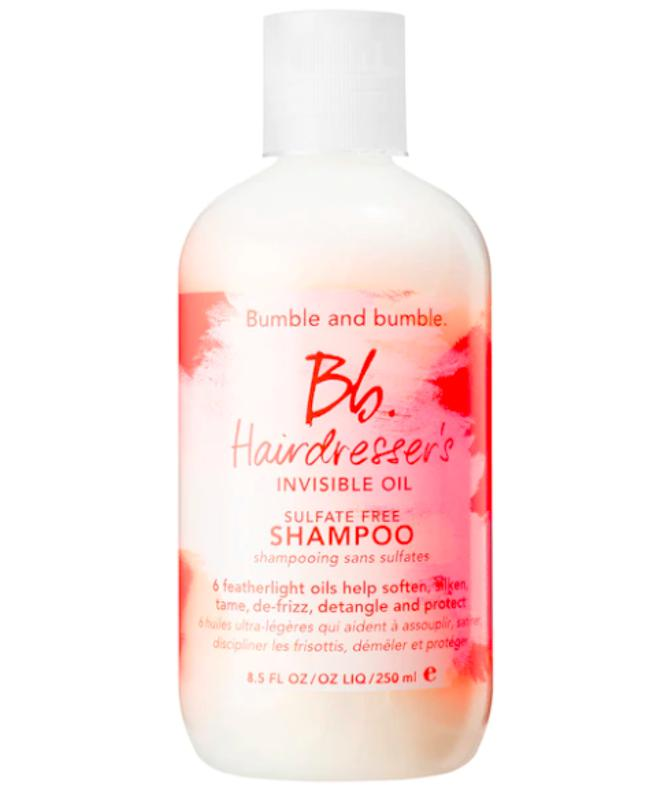 Invisible Oil Hairdressing Shampoo - Bumble & Bumble