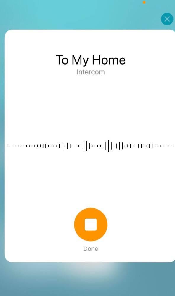 HomePod, HomePod intercom, HomePod intercom setup, how homepod intercom works