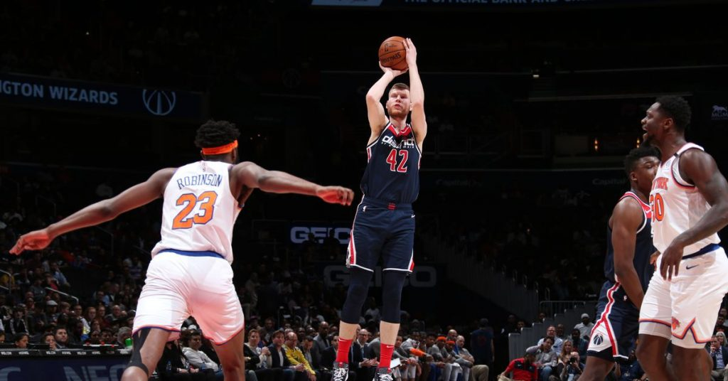 2020 NBA Free Agency: Wizards re-sign Davis Bertans for five years, $ 80 million