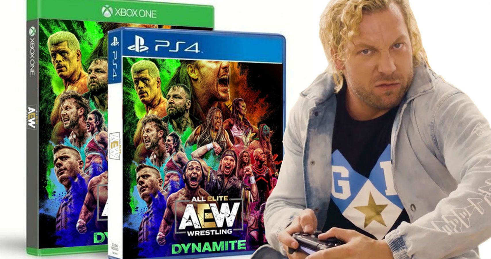 AEW works with many video games