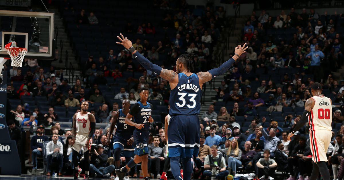 Analysis: Blazers replace Trevor Ariza for the Rockets versus Robert Covington