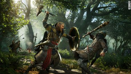 Image from & quot;  Assassin & # 39;  s Creed Valhalla.  & quot;