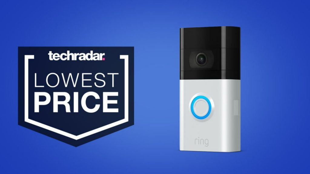 Black Friday Preview: The all-new Ring Doorbell reaches the lowest selling price ever