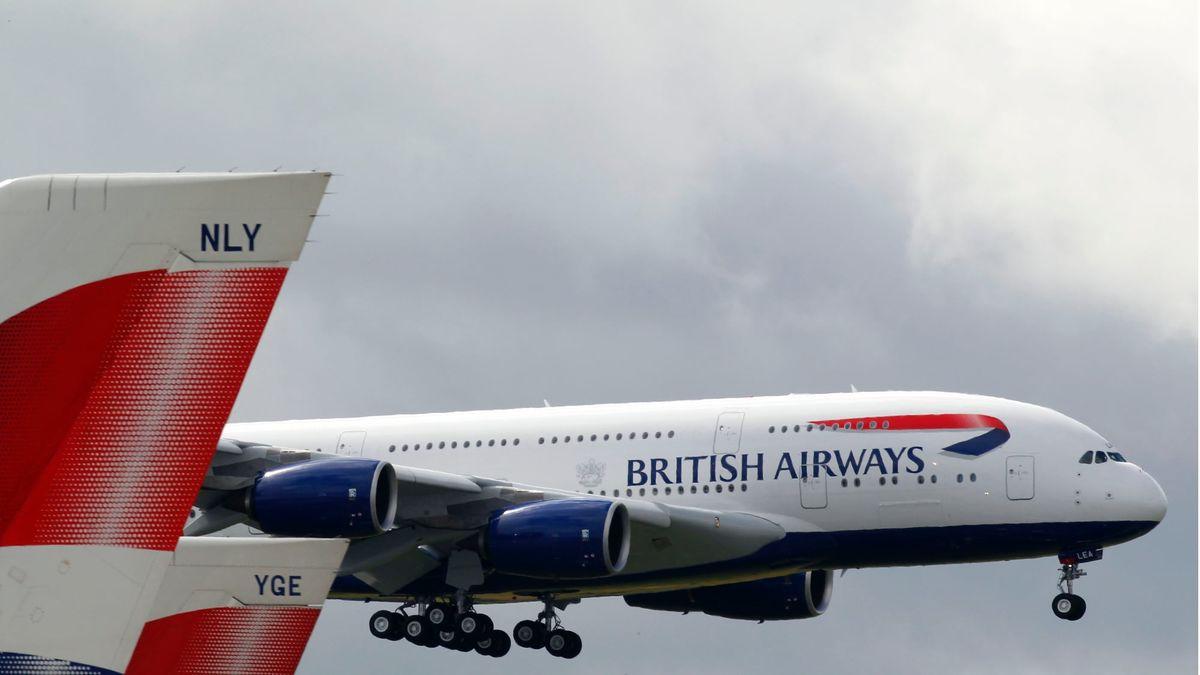 British Airways cancels Sydney flights to 2021