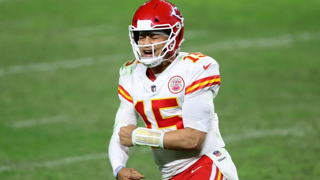 Chiefs vs. Riders, Score: Las Vegas leaves plenty of time for Patrick Mahoms