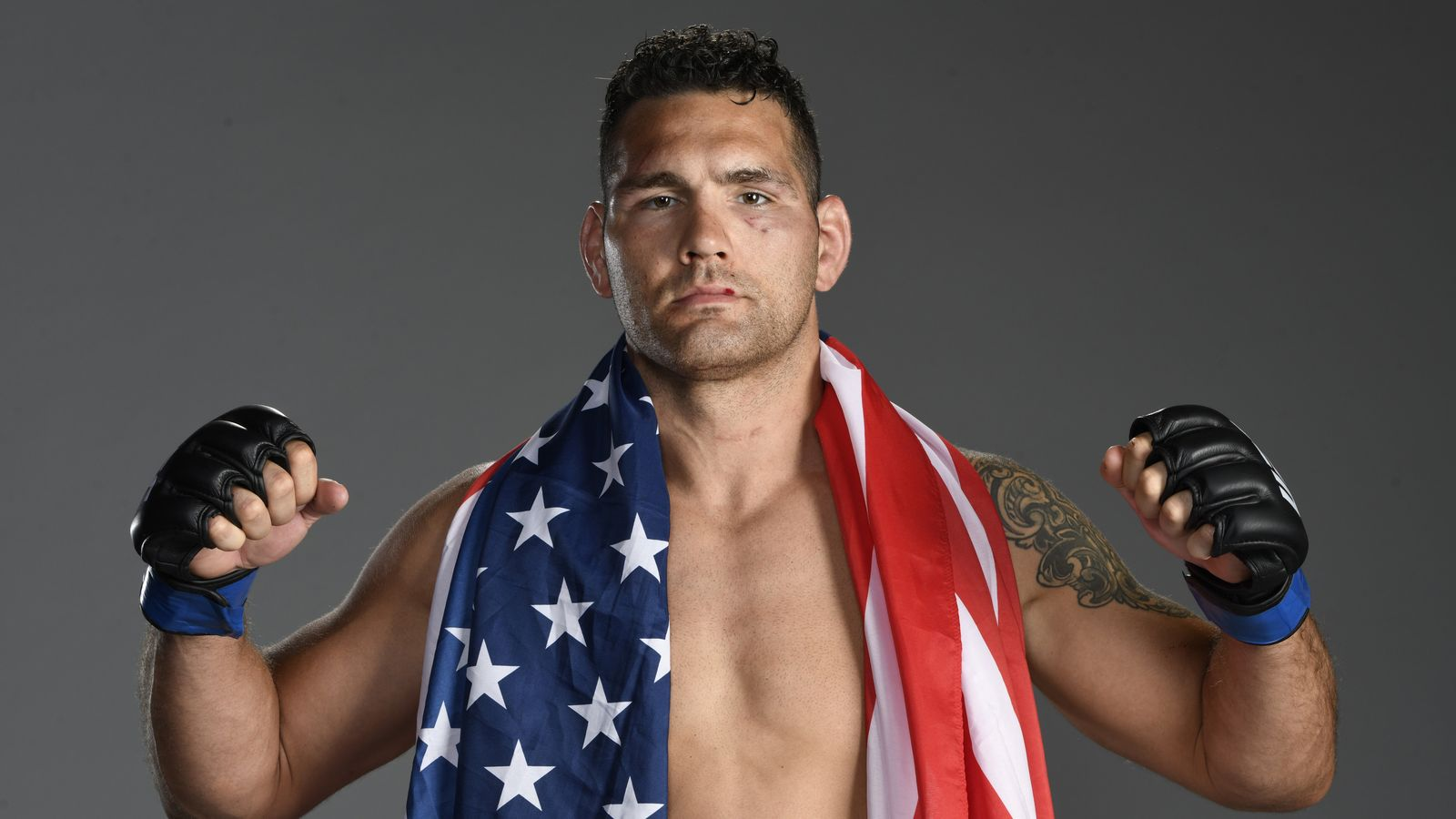 Chris Weidman's rematch against Uriah Hall at UFC 258 Works on February 13