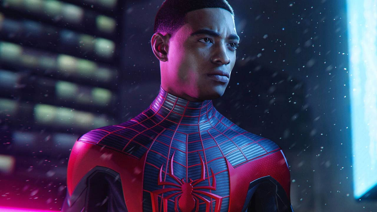 Spider-Man Mel Morales exaggerated bragging about black teen meme