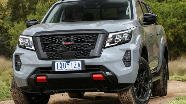 Details of the updated Nissan Navara have been revealed