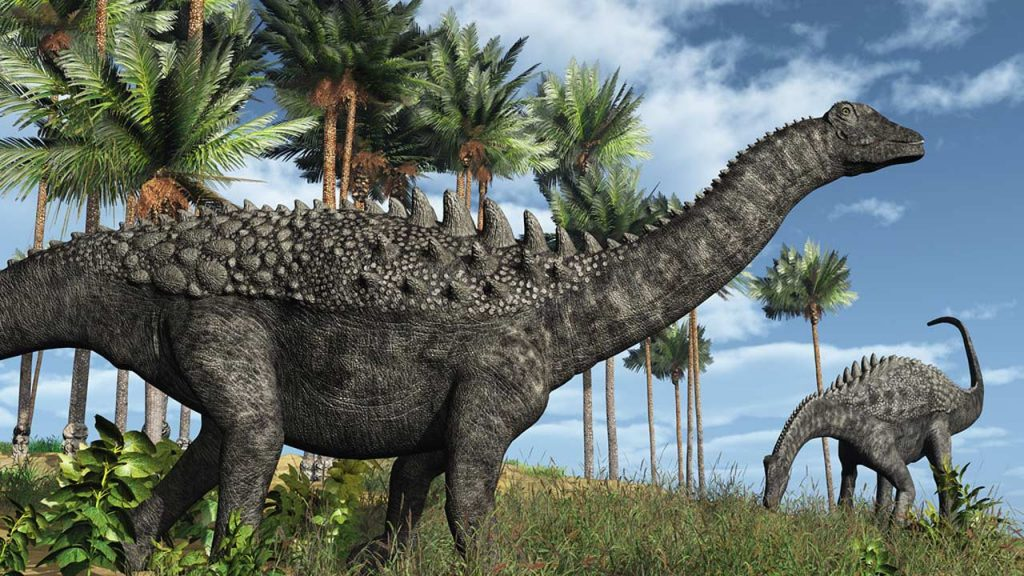 Dinosaurs weren't in decline before the asteroid hit the Earth
