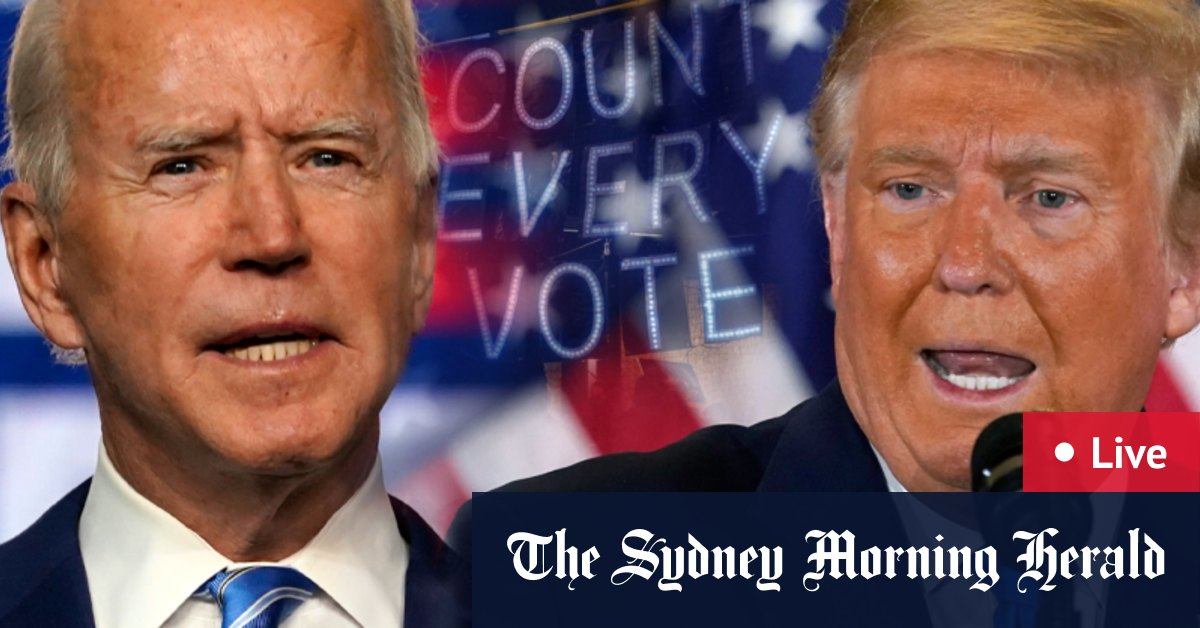 Donald Trump Falsely Claims Victory, Joe Biden Leads, Georgia, Pennsylvania, Nevada, North Carolina Very Close Contact